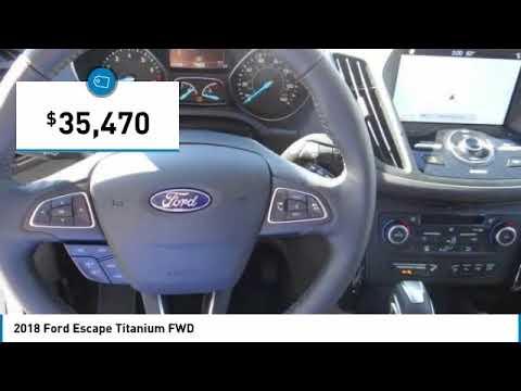 2018 Ford Escape North Hollywood,Los Angeles,San Fernando Valley,Glendale,Burbank M81162T
