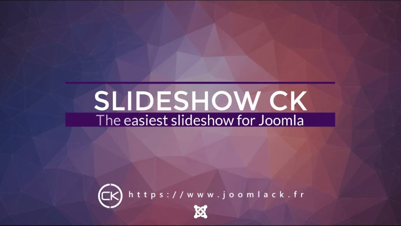 Slideshow CK, by Cédric KEIFLIN - Joomla Extension Directory