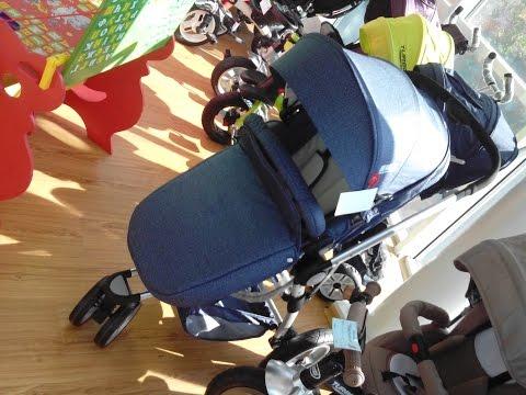 Детская коляска-трансформер 809. Купить детскую коляску по самой низкой цене в Украине