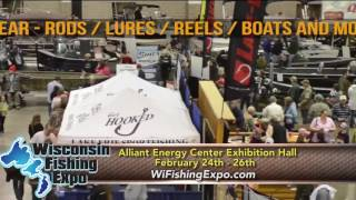 2017 Wisconsin Fishing Expo