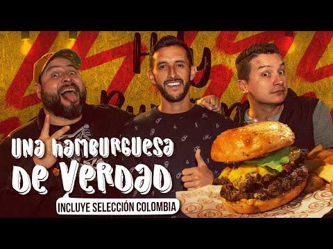 Holy Burger | Jugador de la selección Colombia monta restaurante en Bogotá | Los Insaciables