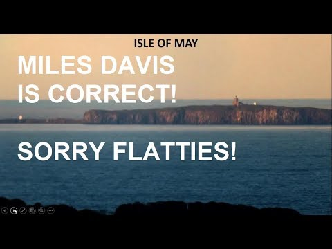 Miles Davis photo analysis confirms globe