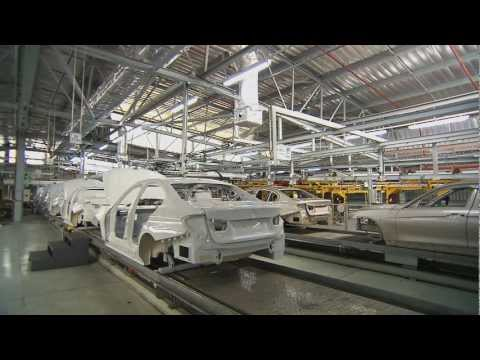 BMW Production Assembly