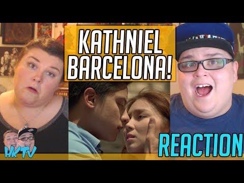 KATHNIEL!!! 'Barcelona: A Love Untold' | Kathryn Bernardo & Daniel Padilla REACTION!! 🔥