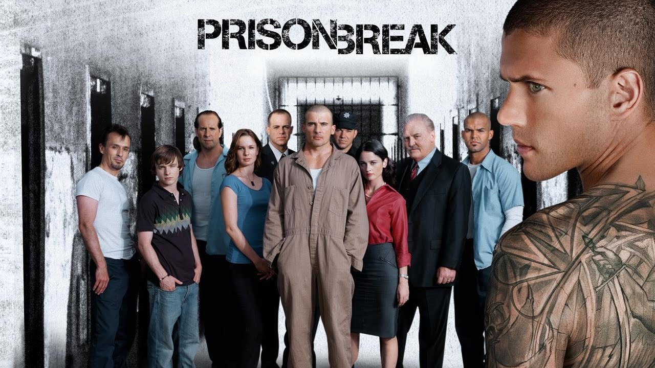 4 Temporada Prison Break Dublado Download