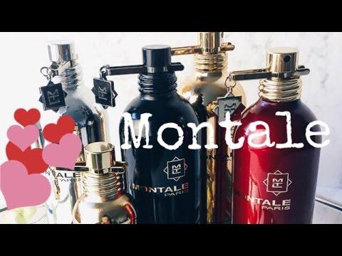 ароматы Montale