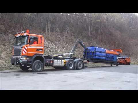 Umbau ASFINAG Wechselladerfahrzeug (LKW B11) - ABM Bruck/Mur
