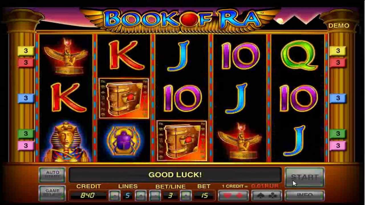 Book Of Ra Casino Trick