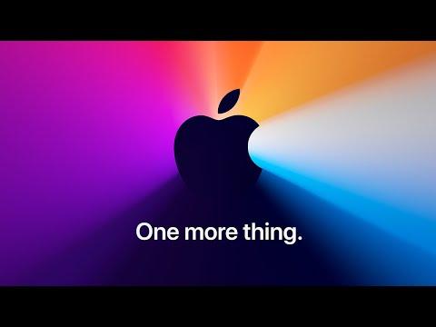 Evento Apple Ao Vivo: One more thing - macOS Big Sur, novos Macs Silicon, AirTag e AirPods Studio