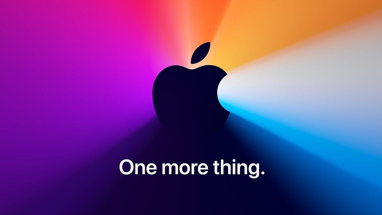 Презентация Apple от 10.11.2020
