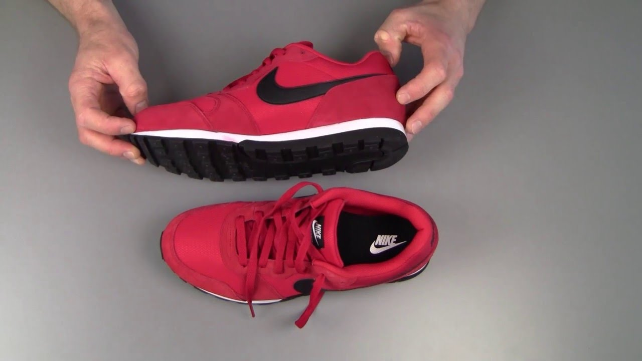 4dc829379b NIKE MD Runner 2 review - YouTube