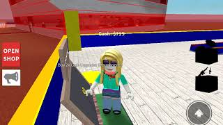 My first video in Roblox!