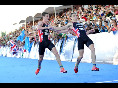 2016 ITU World Triathlon Grand Final Cozumel - Elite Men's Highlights