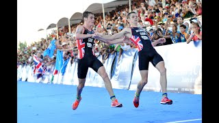 2016 ITU World Triathlon Grand Final Cozumel - Elite Men