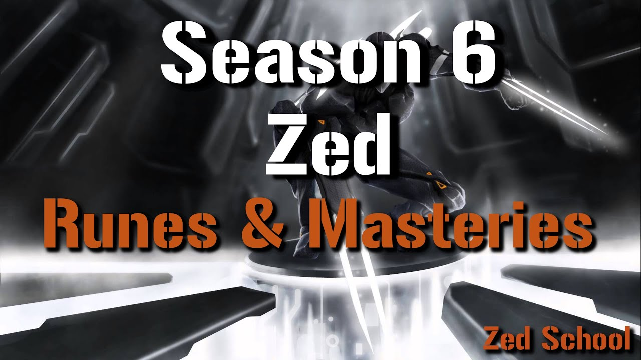 Imgur League Of Legends Season 6 Masteries