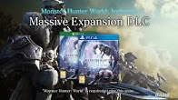 a7ea945db88 Monster Hunter World Iceborne Release Trailer - Duration: 3 minutes, 48  seconds.