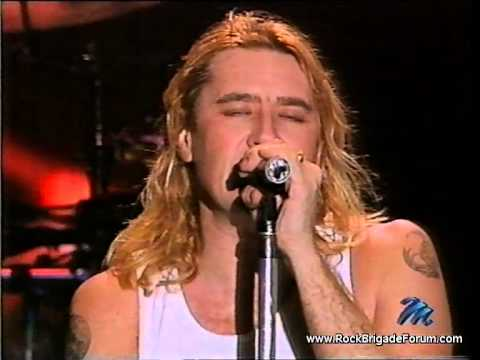 Def Leppard -  All I Want Is Everything - South Africa 1996
