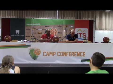 Camp Conference mit Scott Williams im 2. Sommercamp 2016