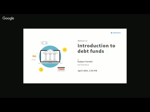 Introduction to debt funds