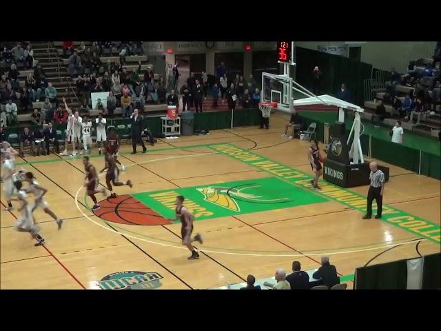Game Highlights Boys' Varsity: Lansingburgh 61 vs Mekeel Christian 66 (F)