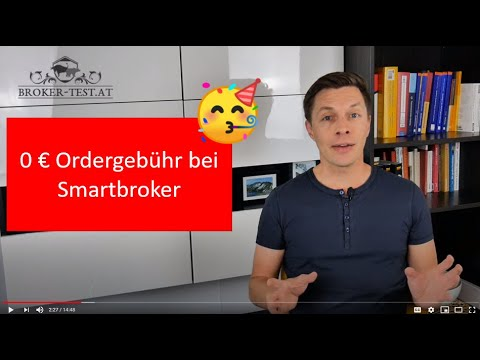 Smartbroker: Ordergebühren ab 0,00 Euro! Aktien, ETFs & Co gratis kaufen, wie das geht? Über Gettex!