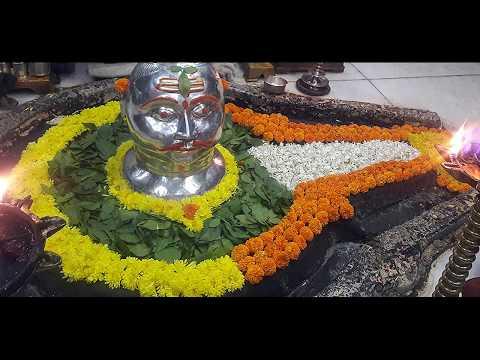 श्री द्वादश ज्योतिर्लिंग स्तोत्रम्  Saurashtre Somnatham Cha Srisailam Mallikarjunam