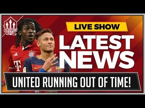 Renato SANCHES & NEYMAR To MAN UTD Latest! MAN UTD Transfer News
