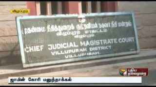 Aavin scam accused Vaidyanathan
