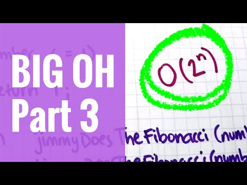 The Big Oh! (Part 3) | Algorithm Analysis