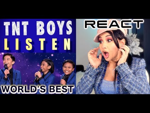 Vocal Coach REACTS To TNT Boys LISTEN The Worls's Best | Lucia Sinatra