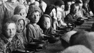 1920lerde Kıtlık Nedeniyle Birbirlerini Yiyen Rus Köylüler