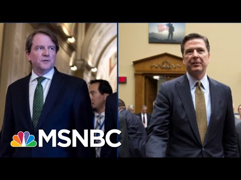Witness To Attempted Robert Mueller Firing To Leave White House | The Beat With Ari Melber | MSNBC