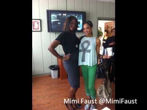 @MimiFaust Interview w/ @UrBeautyLiaison