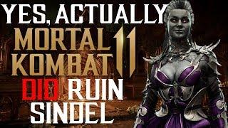 Yes, Actually, Mortal Kombat 11 DID Ruin Sindel