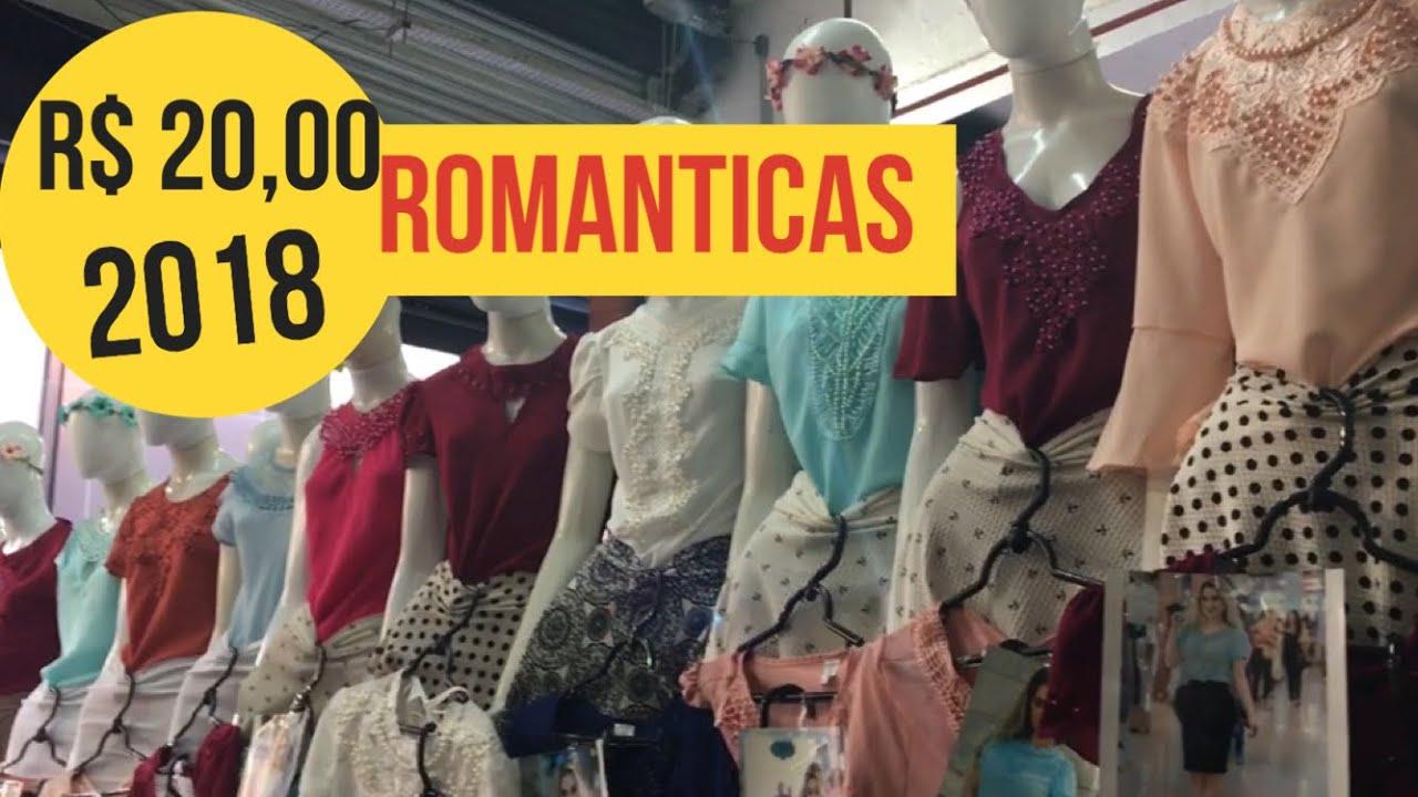586e4013565cd 👚 NOVIDADES FEIRA DA MADRUGADA BRAS BLUSAS ROMÂNTICAS + BLUSAS DE R ...