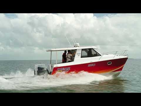 OceanCat Marine Yamaha Test Day