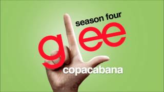 Copacabana - Glee [HD Full Studio]
