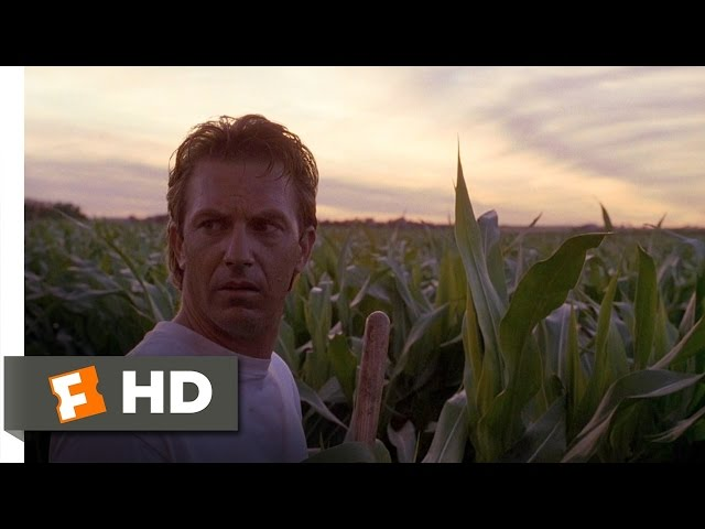If You Build It He Will Come Field Of Dreams 19 Movie Clip 1989 Hd