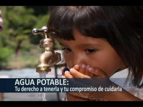 Agua potable y saneamiento b sico youtube for Agua potable