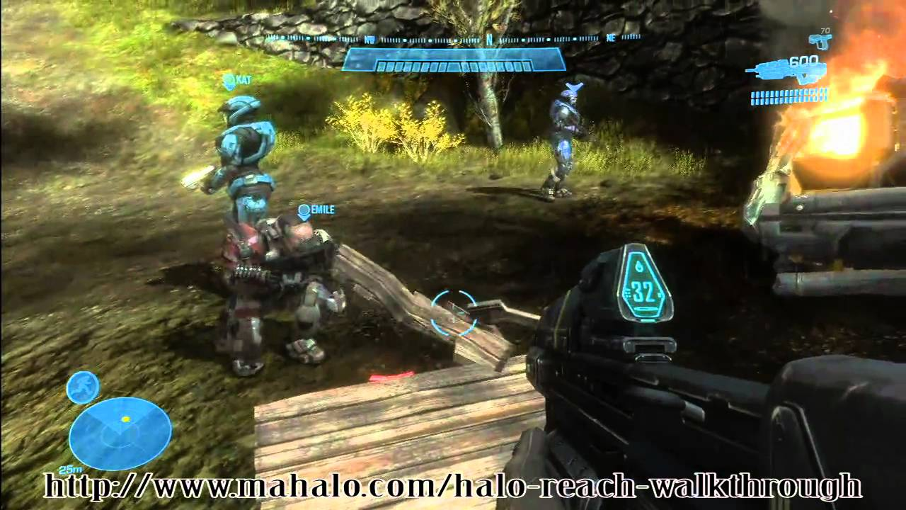 Halo Reach campaign matchmaking on the way