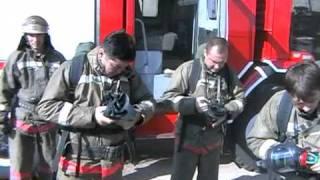 Пожарная тревога(Клип создан в Карагандинском гарнизоне. Слаженная работа пожарных помогает предотвратить гибель многих..., 2011-02-12T11:47:32.000Z)