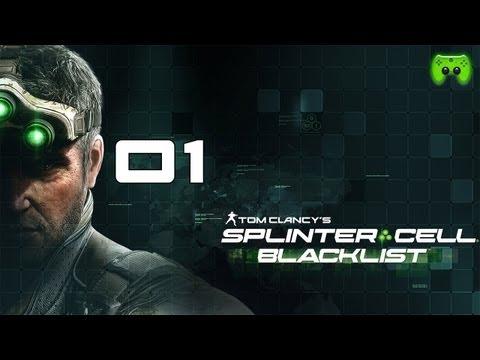 SPLINTER CELL BLACKLIST # 01 - Singleplayer Ersteindruck «» Let's Play Splinter Cell Blacklist | HD