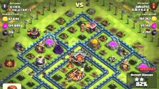 Clash of Clans - Champions League Gameplay