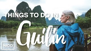 The Best Things To Do In Guangxi | Guilin, Yangshuo And More!