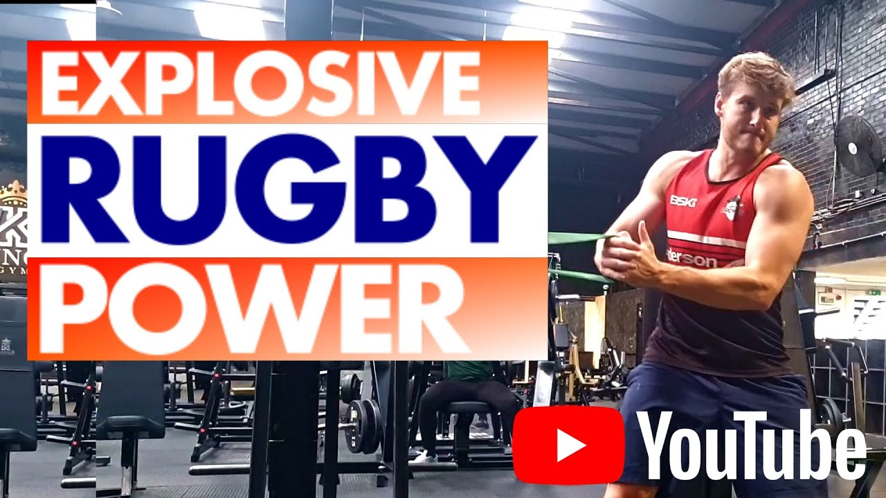 Explosive Rugby Power [ Axe Physio ]