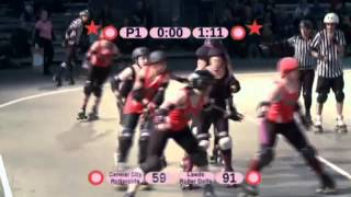 "Roller Derby: ""Track Queens: Battle Royal"" - Leeds vs. Central City (WFTDA)"