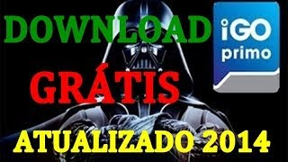 NOVO iGO Primo STAR WARS 2014 Atualizar ...