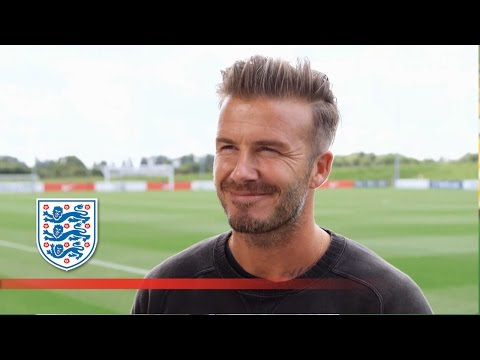 David Beckham: 'Wayne is all about the passion' | FATV News