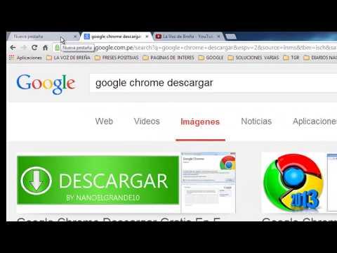 descargar google chrome gratis para pc windows 8.1