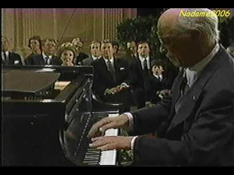 Rudolf Serkin Beethoven Moonlight Sonata 3rd mvt
